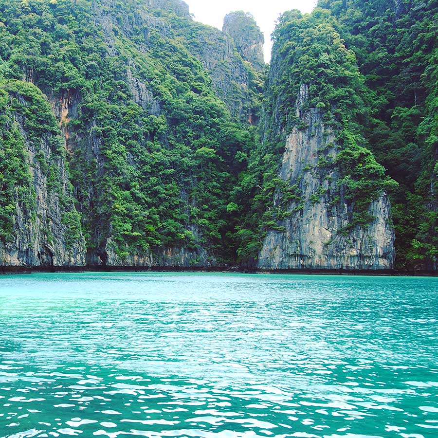 instagram thailande koh phi phi