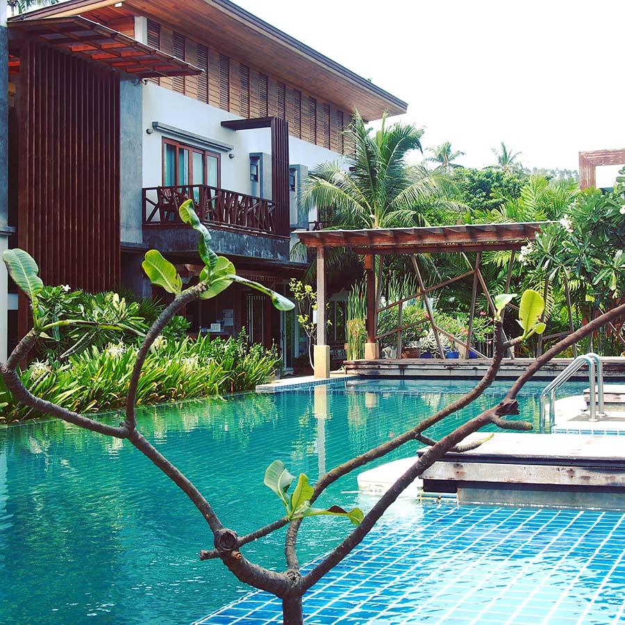 instagram thailande koh tao hotel