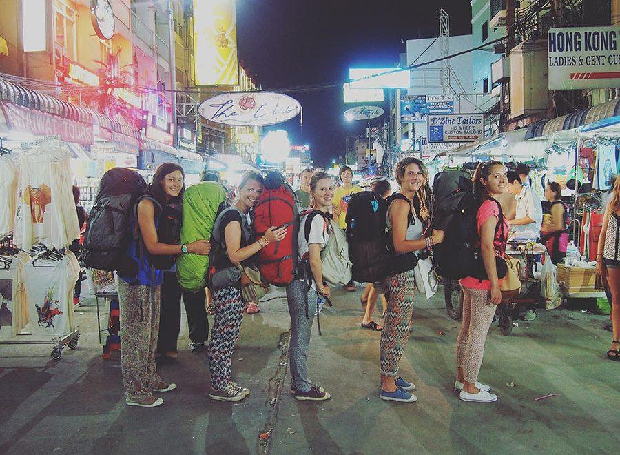 roadtrip destination bangkok thaïlande