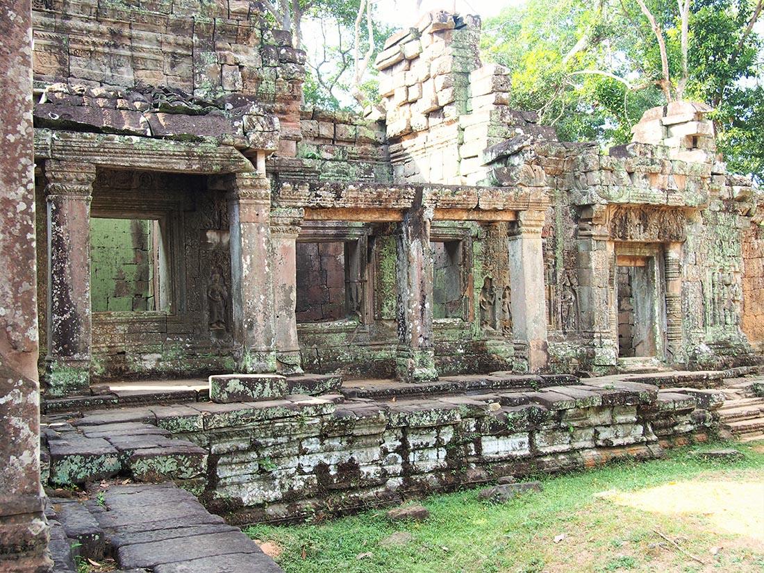 angkor preah khan temple
