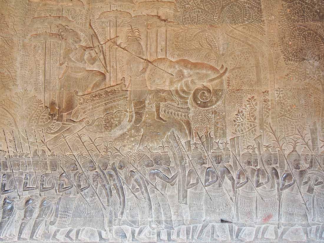 angkor site archéologique