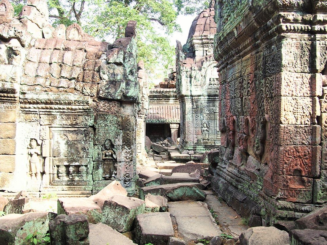 angkor temple preah khan