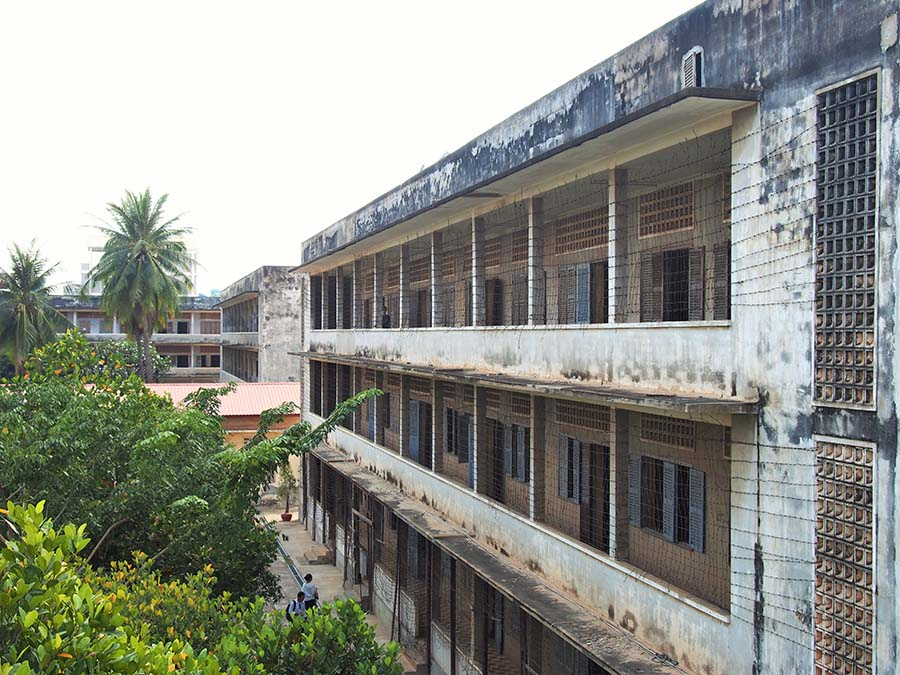 musee genocide tuol sleng