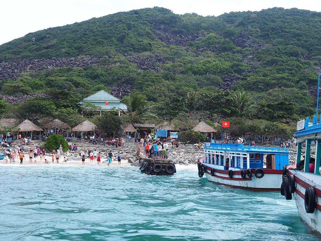 nha trang mun island