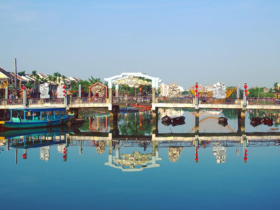 vietnam riviere thu bon