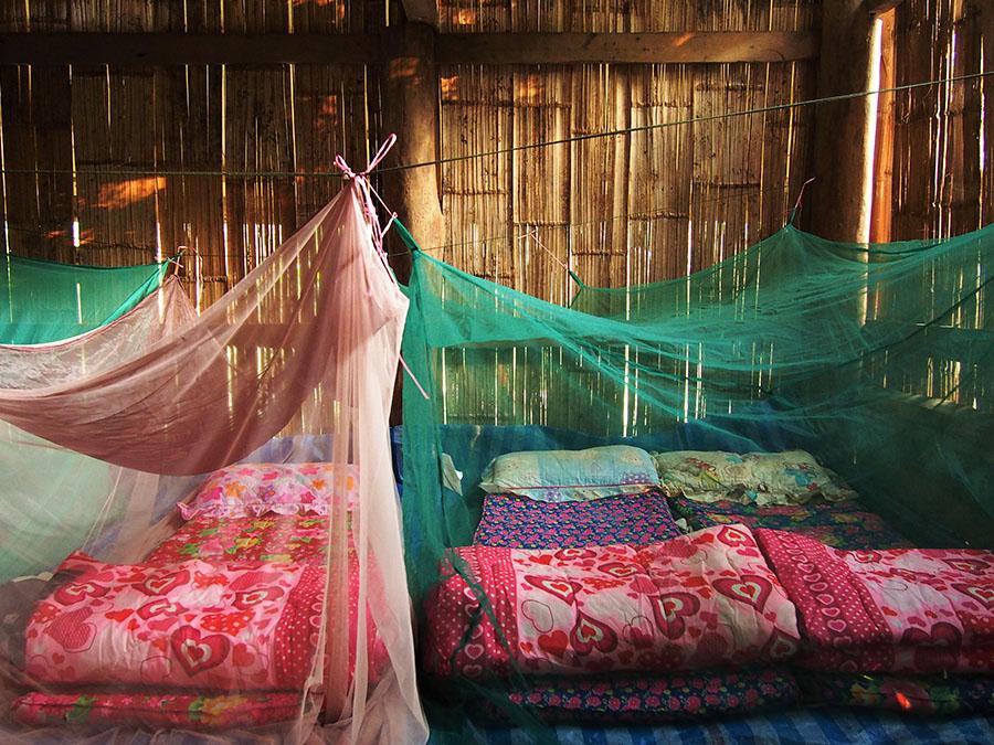 laos hmong chambre