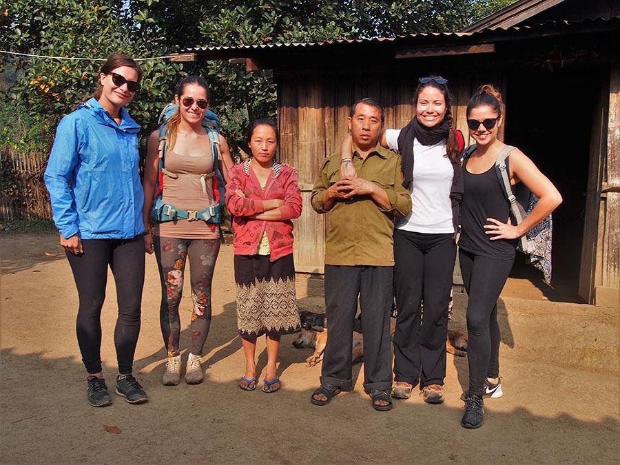 laos hmong hotes
