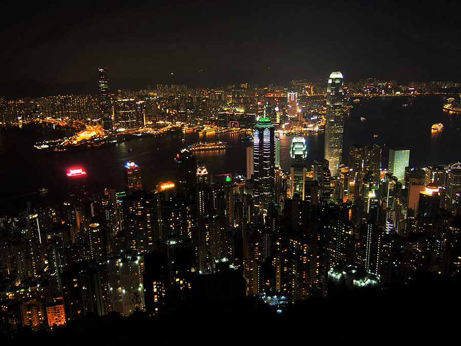 hong-kong peak