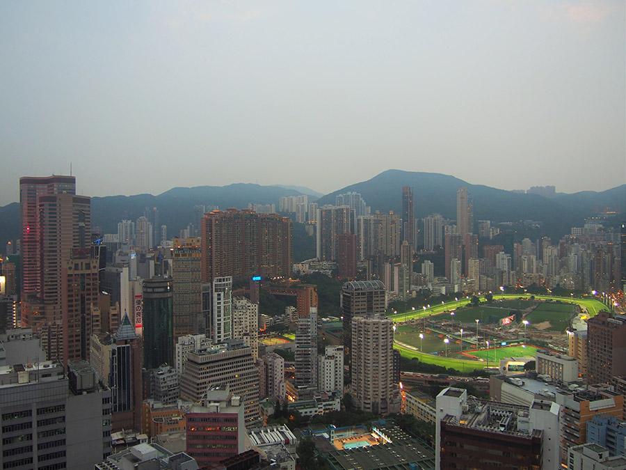 hong-kong rooftop
