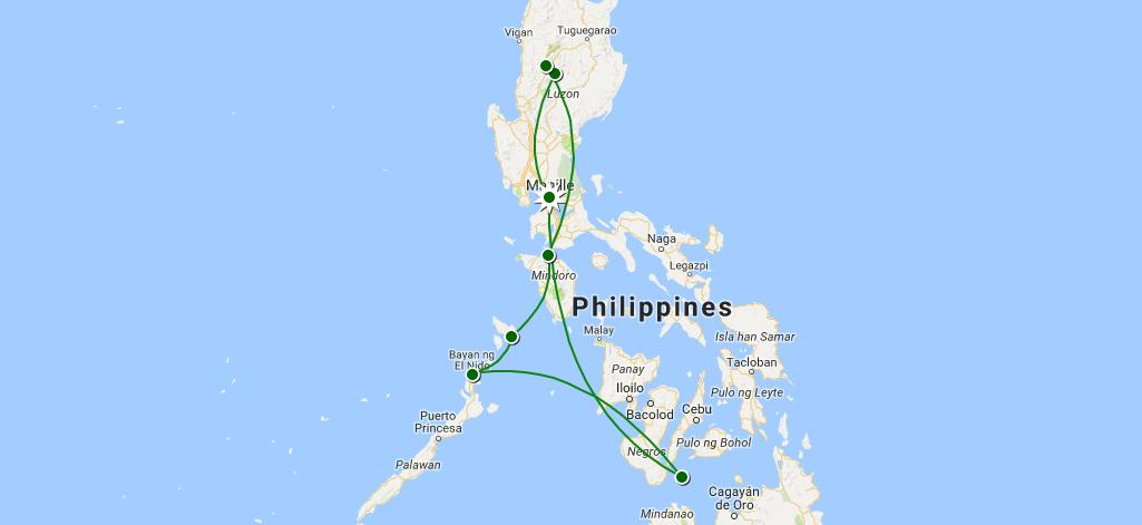 Philippines, pourquoi bien préparer son voyage ?