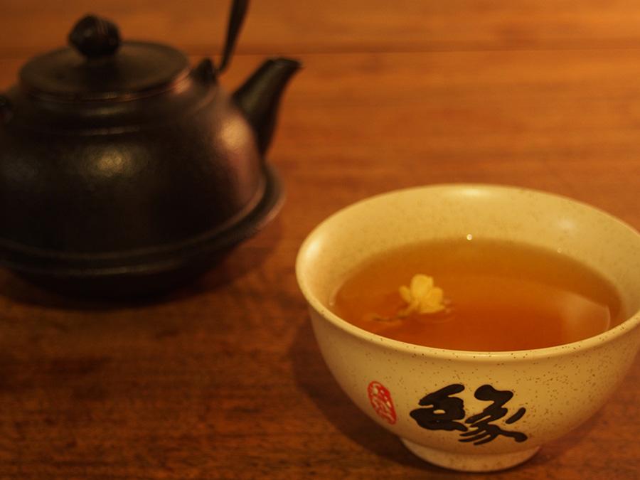hong-kong souvenirs thé
