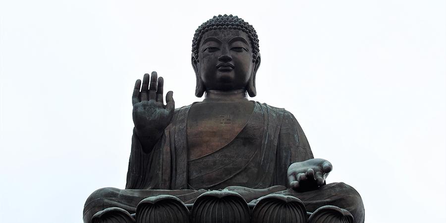 Grand Bouddha Hong-Kong