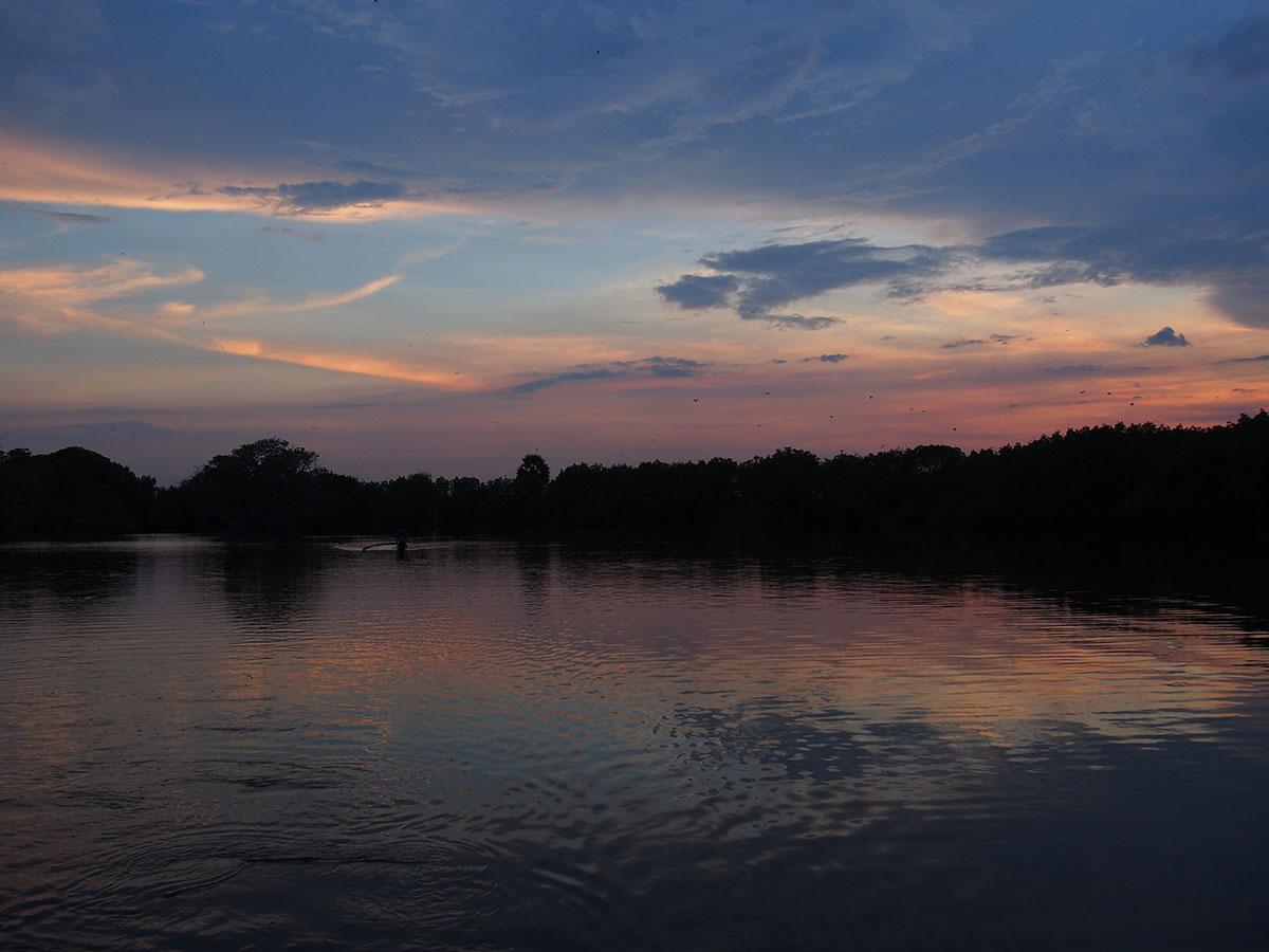 Lagune, Arugabay, Sri Lanka