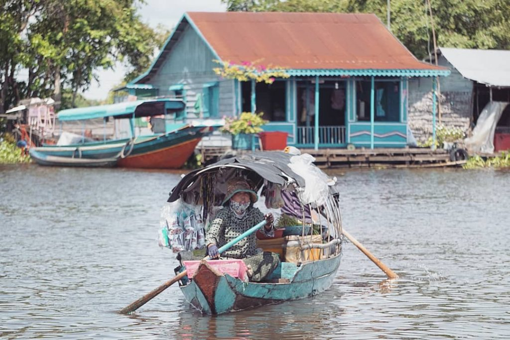 cambodge-tonle-sap-marchande