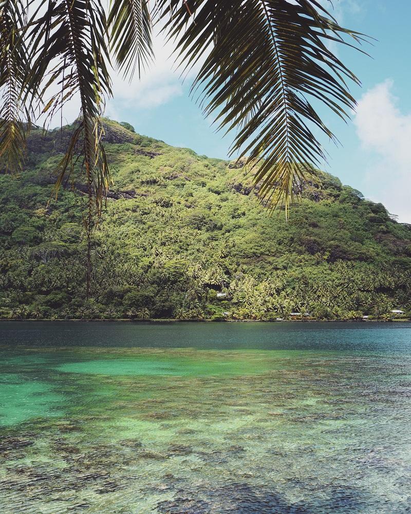 Polynésie Française, Huahine